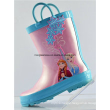 Children Non-Slip Rubber Rain Boots 16